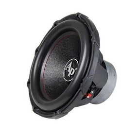 Audiopipe 15 Woofer 1800w Max 4 Ohm Dvc