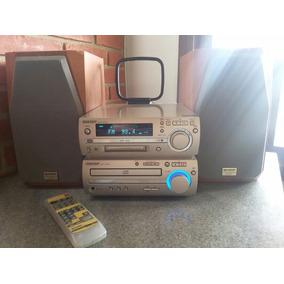 Aparelho De Som / Rádio Antigo Sharp Excelente Estado.