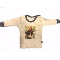 Remeras Bb Estampa Rock Punk Moda Diseño Talle 2 Bebe