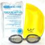 Oculos Natação Barato Mergulho Proteção Toca Kit Promoção