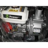Motobomba,gasolina, 6.5 Hp,2x2-autocebante, Solpower