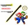 Stylus Nintendo Dsi 3ds Xl Plastico Negro Original Rosario