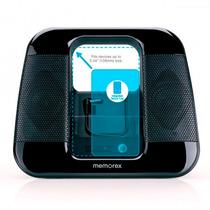 Bocina Sonido Memorex Ipod Apple Manija Bateria Recargable