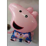 Globo Pepa Pig Y Su Hermano George Forma X1
