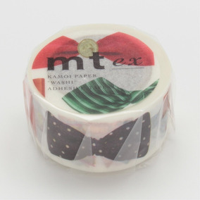 Washi Tape Marca Mt: Made In Japan: Gravata Borboleta: Novo!