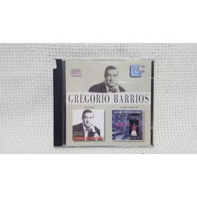 Cd Gregorio Barrios Dois Lp