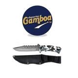 Cuchillo Monte Tipo Rambo Caceria 2453