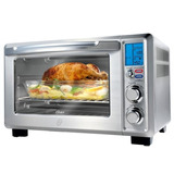 Forninho Elétrico Turbo Gourmet Collection Oster 127v