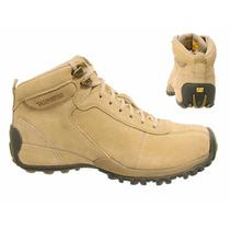 Bota Hiker Caterpillar Elite 2239 Id 66768 Miel Hombre