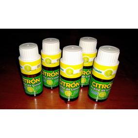 Aceite Citrón Esencial De Limón, Gran Calidad 100 % De Limón