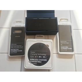 Galaxy Note 8 De 128 Libre De Fabrica Cargador Inalámbrico