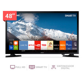 Televisor Samsung Smart Tv 48 Full Hd, 2 Años De Garantia 49