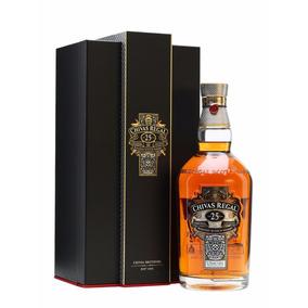 Whisky Chivas Regal 25 Años C/ Estuche Escoces Envio Gratis