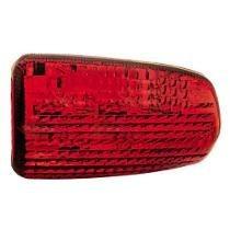 Lente Pisca Vermelha Cg 125/150 Ano 00/13 /twister/cb300/xre