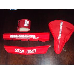 Caloi Cross Extra Light 83 Espumas Vermelhas.