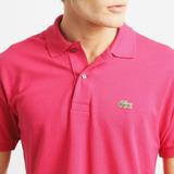 Camiseta Polo Gola Lacoste Preta Original Frete Gratis