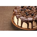 Adesivo Decorativo Padaria Bolo De Chocolate -117x69 Cm