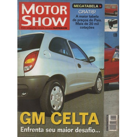 Motor Show Nº210 Celta Parati 1.0 Turbo Marea Weekend Hlx