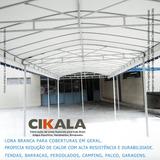 Lona Cobertura Antichama Palco Tenda Varanda Td 1000 11x10 M