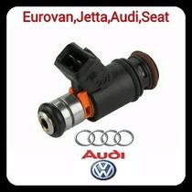 Juego 6 Inyectores Eurovan Jettavr6,audi,beetle,golf,seat