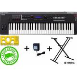 Sintetizador Yamaha Mx61 White Combo Envio Free Mejor Precio
