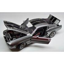 1:18 Ford Mustang 1967 Eleanor 60 Segundos Greenlight Shelby