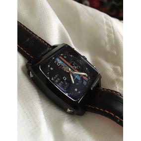 da36ae3df60 Relogio Tag Heuer Monaco Calibre 35 Masculino - Relógios De Pulso no ...