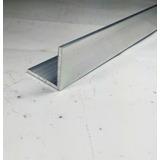 Aluminio Cantoneira 1.1/4 X 1/8 (3,17cm X 3,17mm) C/50cm