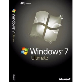Licença Chave Original - Windows 7 Ultimate - 32/64bits