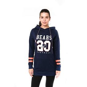 Sudadera Con Capucha Y Capucha Nfl Chicago Bears Tunic Pullo