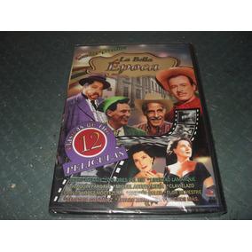 Cine Mexicano 12 Peliculas En Dvd Pedro Infante, Y Mas