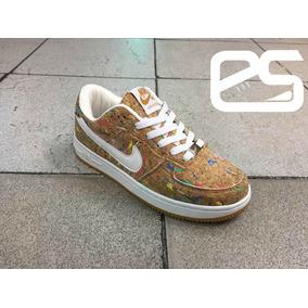 Zapatos Nike Air Force One Premium Para Damas