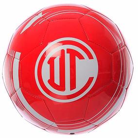 Balon Futbol Soccer Club Toluca 16 Under Aurmour Ua1742