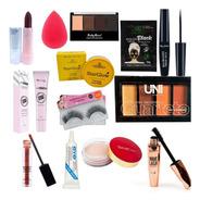 Kit De Maquiagem Completo Para Presente