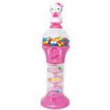 Hello Kitty Dispensador Despachador 118 Bolas Chicle