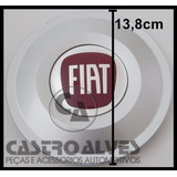 Calotinha Centro Roda Fiat Stilo Schumacher 14|15|17 - 1 Pç