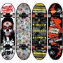 Skates & Longboards Moolahh - Línea Profesional Doble Cola