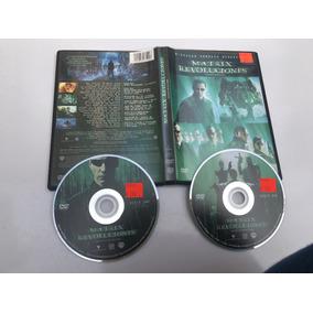 Matrix Revolution Dvdexcelente Estado Original!