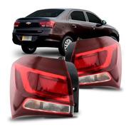 Lanterna Traseira Chevrolet Cobalt 2017 2018 2019 Canto