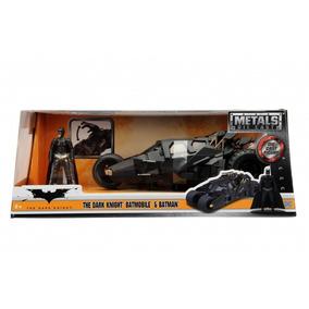 Auto De Coleccion Metal Batimovil Batman The Dark Knight