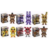 Funko Pop Five Nights At Freddy