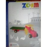 Zoom Tecnológica: Trator Com Carreta - Cata-vento