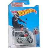 Hotwheels Moto - Honda Monkey Z50 - Coleccionista Original