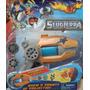 Pistola Lanzadora Bajoterra Slugterra Luz Y Sonido + Babosa