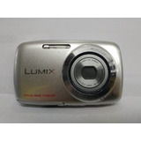Camara Lumix Dmc S1 12.1mp 4x Zoom