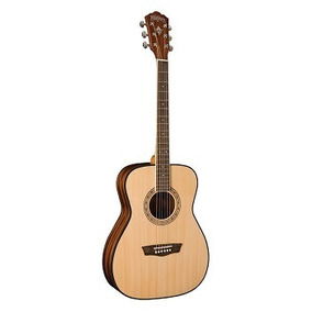 Violão Folk Apprentice 5 Series - Washburn