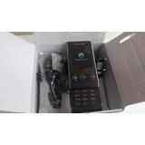 Celular Sony W595 Slider En Caja Libre Stock