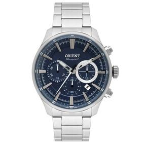 Relógio Orient Sport Masculino Cronógrafo Analógico Mbssc163