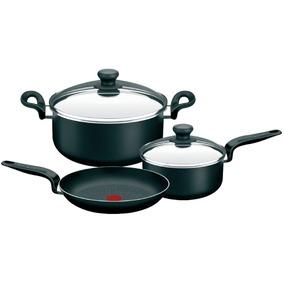 Bateria De Cocina Tefal Pratika 5 Piezas Tienda Oficial