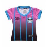 Kit 2 Camisetas Infantis Grêmio - 2018 (personalizado)